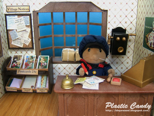Postmaster Sam