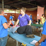 DPT Students in Costa Rica