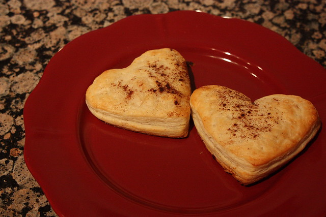 apple pop tarts