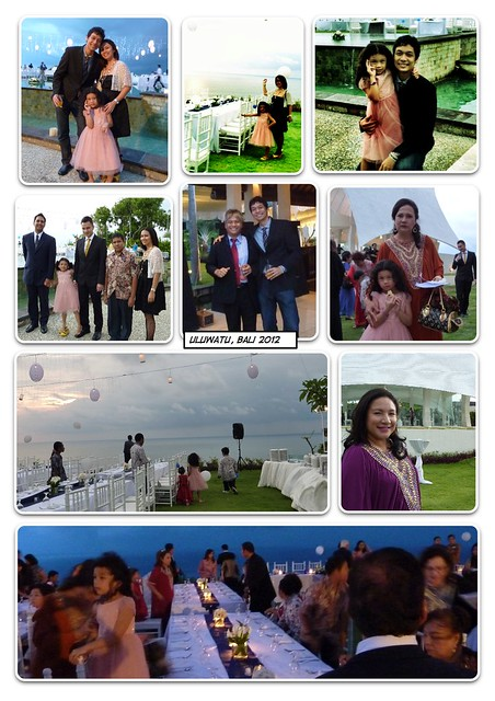 George & Dea's wedding