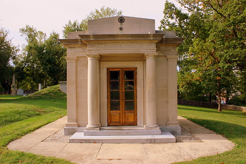 Burial Place of Zachary Taylor - Louisville, KY