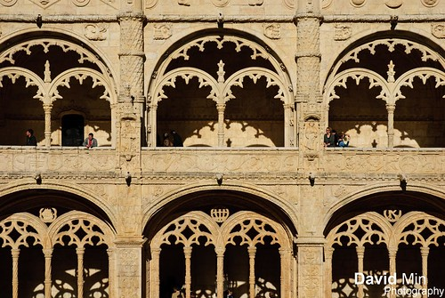 Lisbon, Portugal - Monasterio de los Jerónimos de Belém by GlobeTrotter 2000