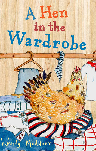 Wendy Meddour, A Hen in the Wardrobe