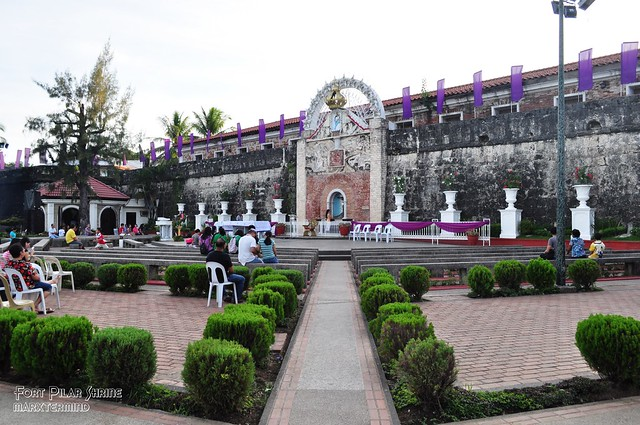 Fort Pilar Shrine (2)