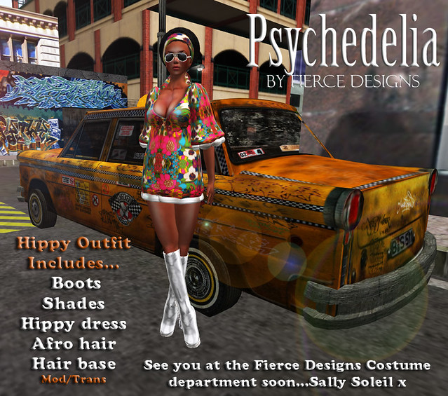 Psychedelia by Fierce Designs