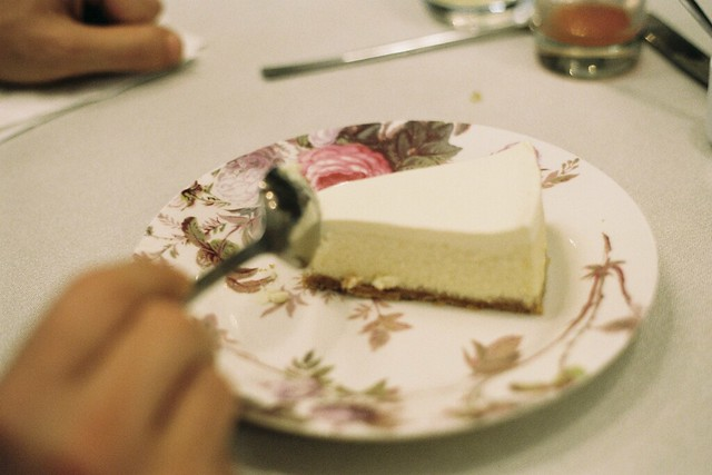 Cheesecake lover