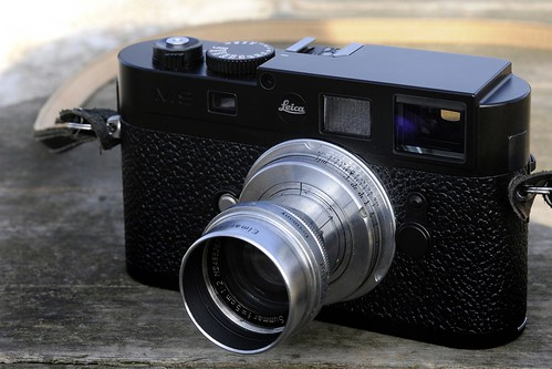 Leica M9 + Leitz Summar 50mm F2