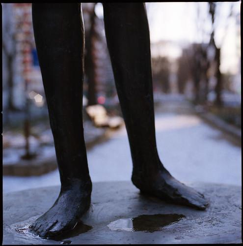 Jozenji Street 05 - Chilblains(しもやけ) by Stroll diary