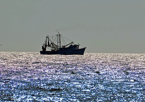 photo by John Dreyer fishing trawler