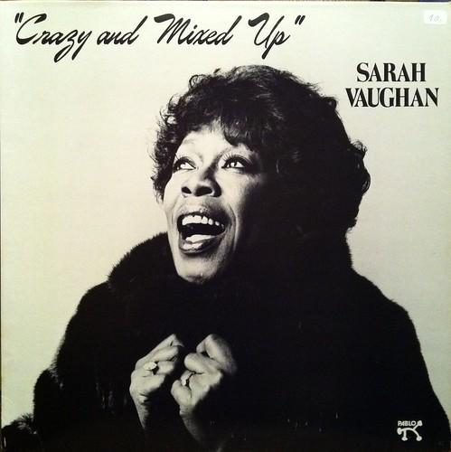 (Jazz) [LP] [24 / 96] Tест корректора, Sarah Vaughan - 1982, FLAC (tracks)