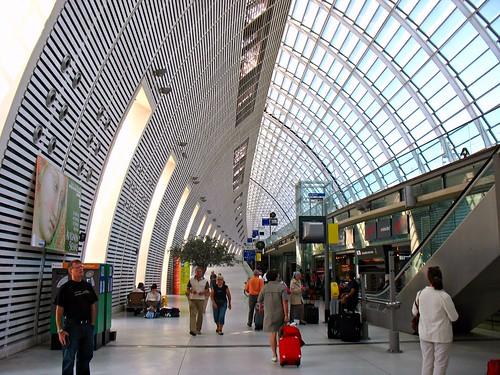 Gare TGV, Avignon (c2012, FK Benfield)