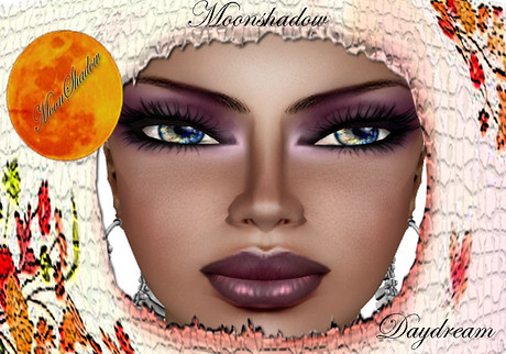 Moonshadow Daydream Make-up, 150 lindens by Cherokeeh Asteria