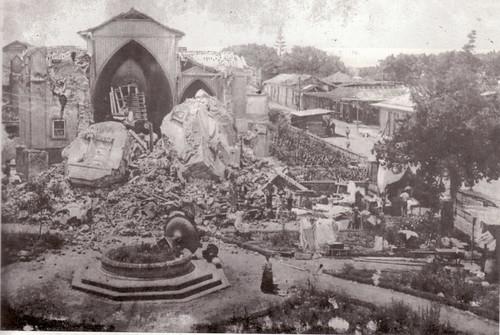 Fuente-Iglesia San Nicolas Tolentino- 1910 by Reyleomessi