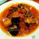 Roasted Eggplant in Tomato Sauce - Istanbul, Turkey