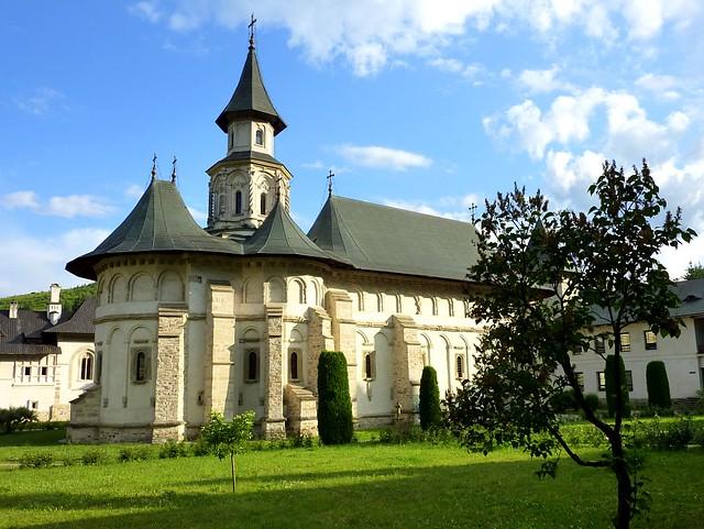 Putna church, Romania (Unesco world heritage)