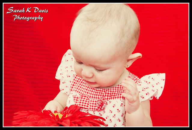 Taylor's 6 Month Shoot