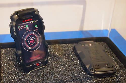 Nah…Dengan model disain dan struktur bodi seperti itu, Casio G-Shock