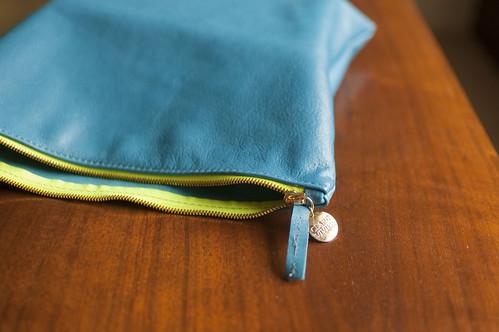 neon zipper