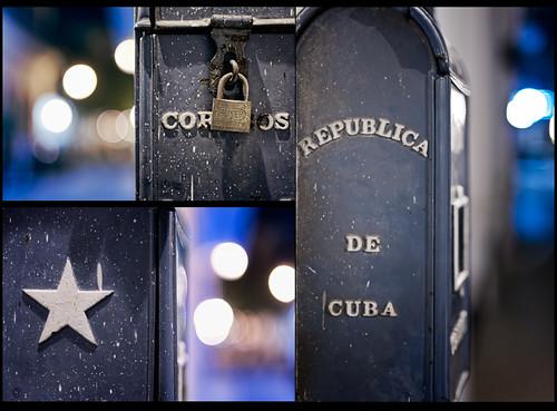 Buzon Republica de Cuba by Rey Cuba