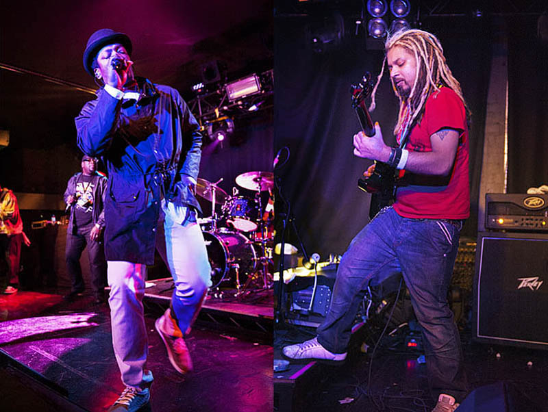 Roots Manuva  @ Birmingham HMV, 30/01/12