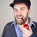 Dave Olson (@uncleweed) - Hootsuite Staff Portraits by Kris Krug