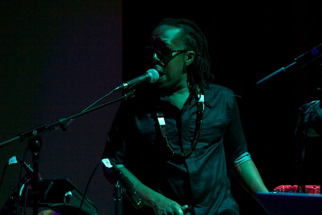 Tendai Mariare of Shabazz Palaces
