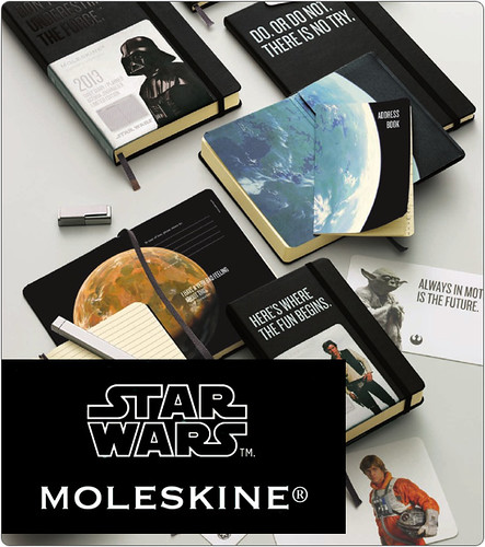 moleskine-starwars2013
