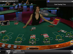 Multi-Player Live Blackjack