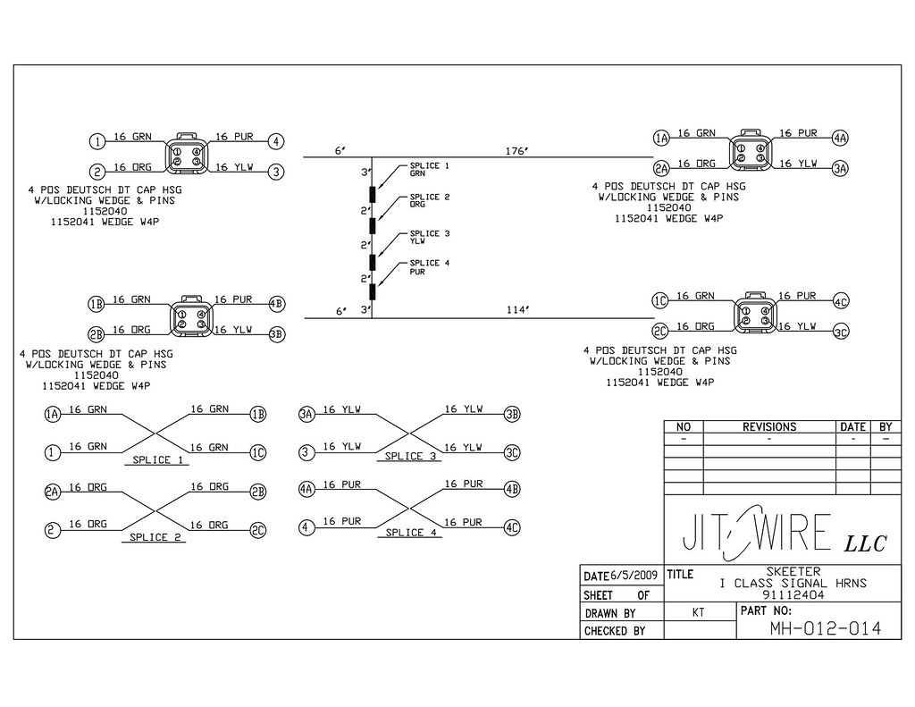 25 Skeeter Bass Boat Wiring Diagram