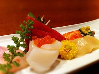 'Sashimi 刺身' by CLF