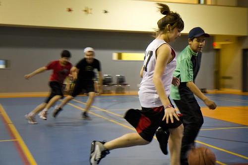 Basketball tournament / Tournoi de Basketball