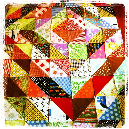 Quilt for friend! by DukeSaysSewWhat.blogspot.com