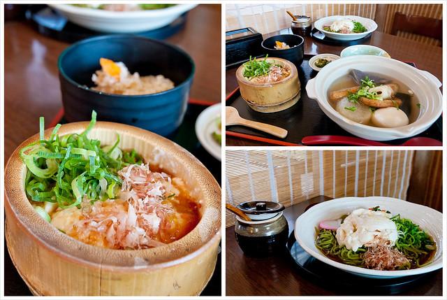 嵐山湯豆腐