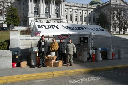 Occupy Harrisburg Pic 4 from Chris