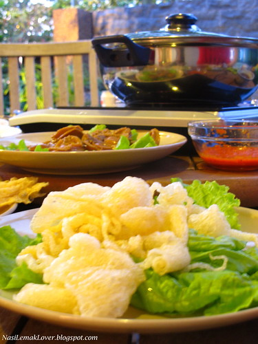 Chinese Steamboat / Hot Pot 火鍋