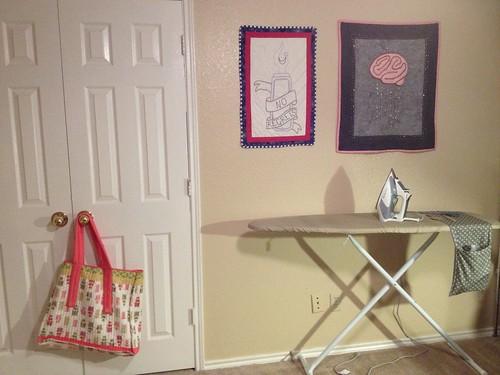 Ironing Area