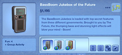 Bassboom Jukebox of the Future