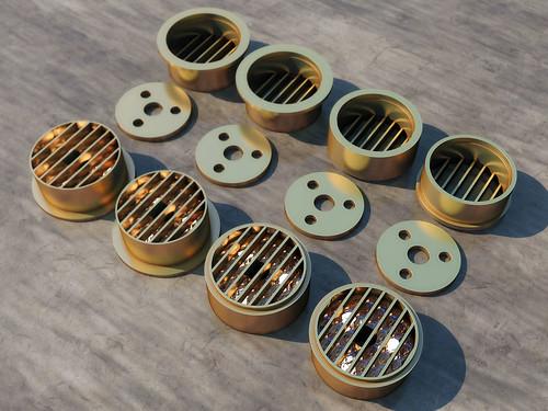 C3PO Eye Variants