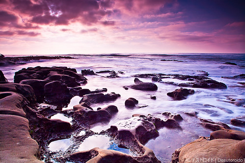 california travel sunset vacation seascape golden la san long exposure diego filter hour nd jolla cokin zpro