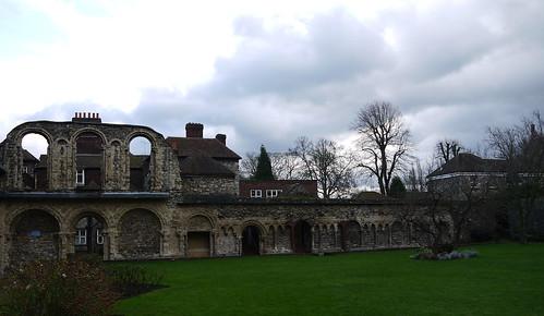 Priory Buildings