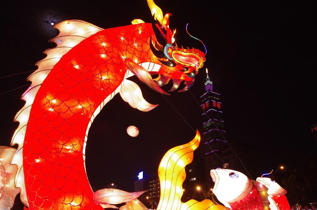 2012台北元宵燈會