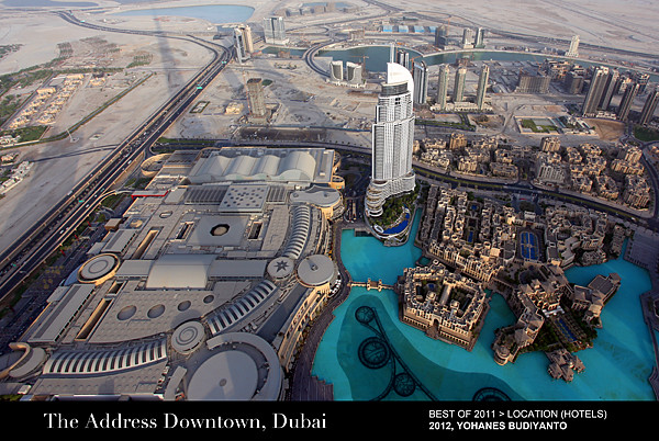Best hotel location the address downtown dubai a photo for Best hotels dubai downtown