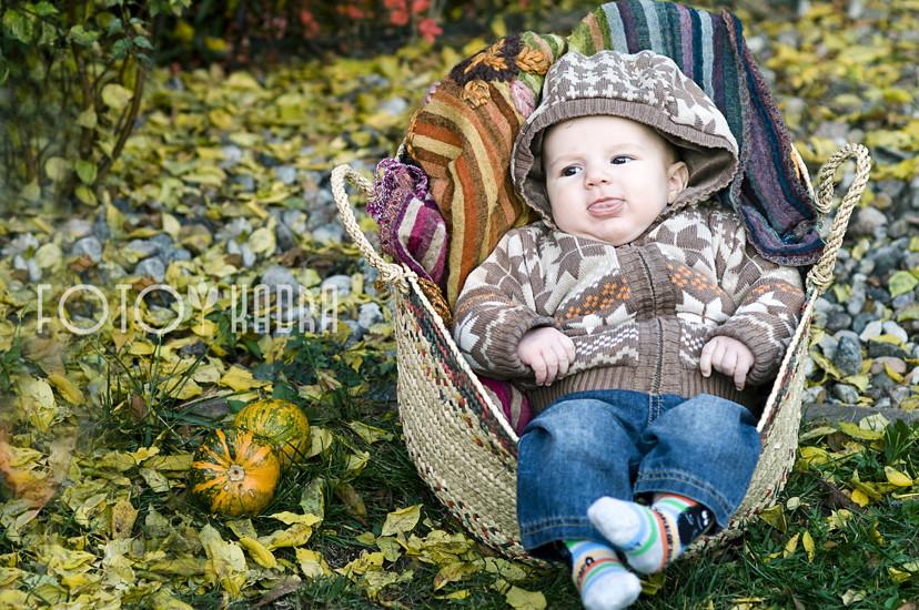 Leo zdjęcia niemowlaków Grudziądz