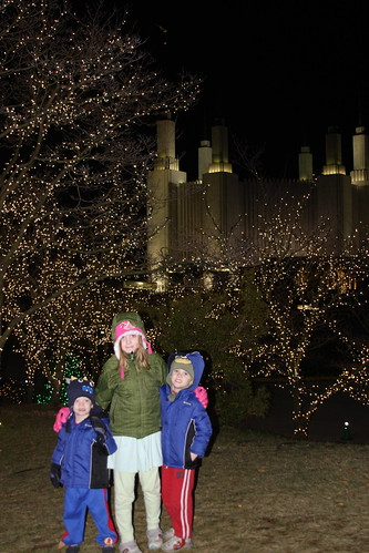 Kids DC Temple Dec 2011