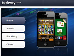 Betway iPhone Betting