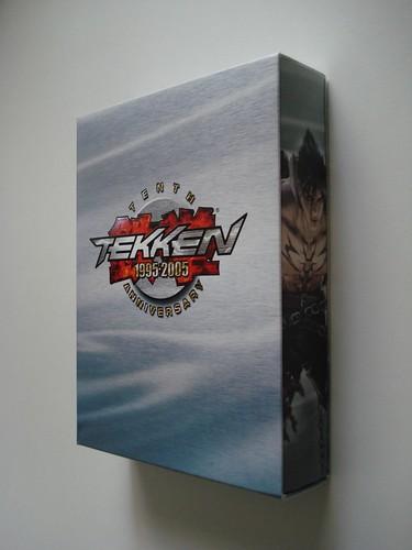 tekken box