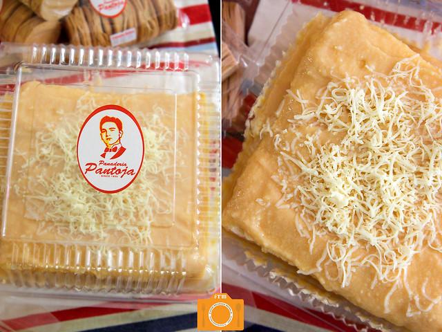 Panaderia Pantoja Logo Panaderia Pantoja Yema Cake