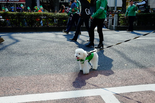 Harajuku St Patricks Day Parade 2014 16