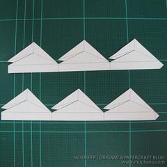 สอนทำโมเดลกระดาษเป้นรูปแจกันโบราณ (Papercraft Model Flower Vase) 003