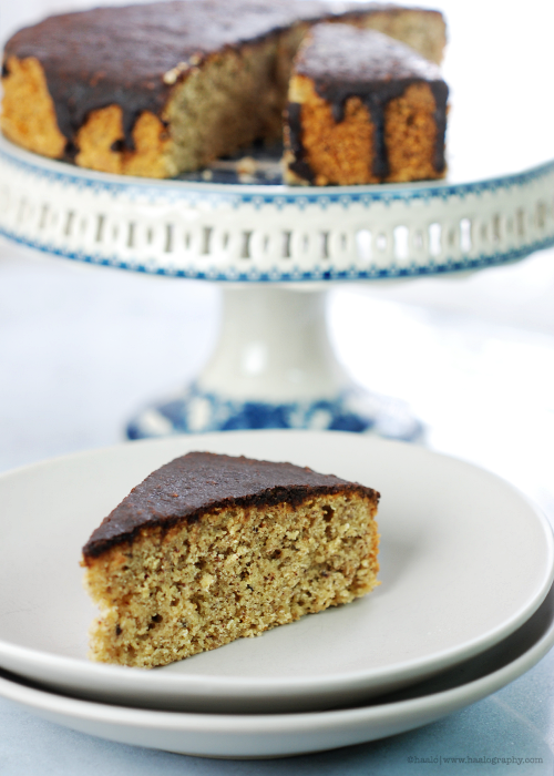 Hazelnut Coffee Cake© by Haalo